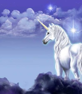 Mystical Aria Unicorn In Sky