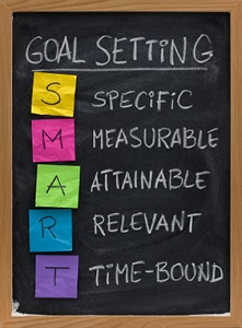 SMART Goals for New Year