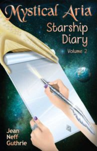 Starship Diary Book Cover