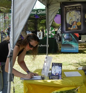 Book Signing at Claytor Lake Festival